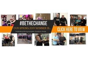 Be The Change Winner - Spring 2019