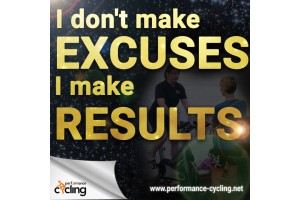 I dont make excuses I make results