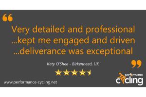 Performance Cycling Instructor Course Review - Katy O'Shea - Birkenhead