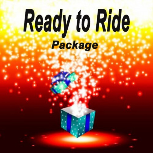 PC Ready to Ride Package