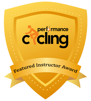 Performance Cycling Featured Instructor Award