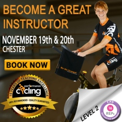 Book now for November live course