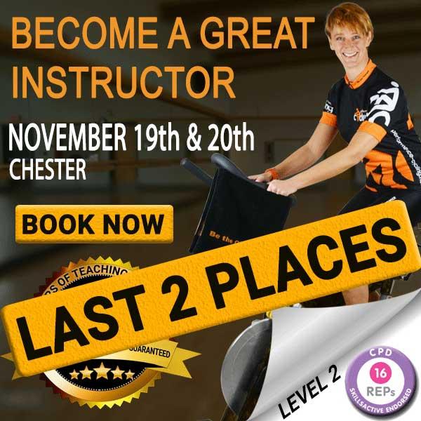 Book now for November live course