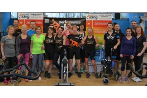 Performance Cycling Masterclass Superstars