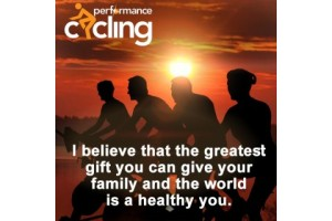 Performance Cycling Motivational Posts Video 1