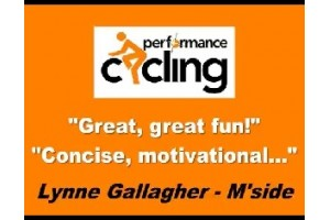 Performance Cycling Live Course - Video Review - Lynne - Merseyside