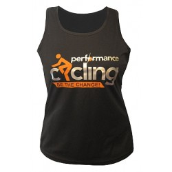 PC Workout Vest - 'Be the Change!'