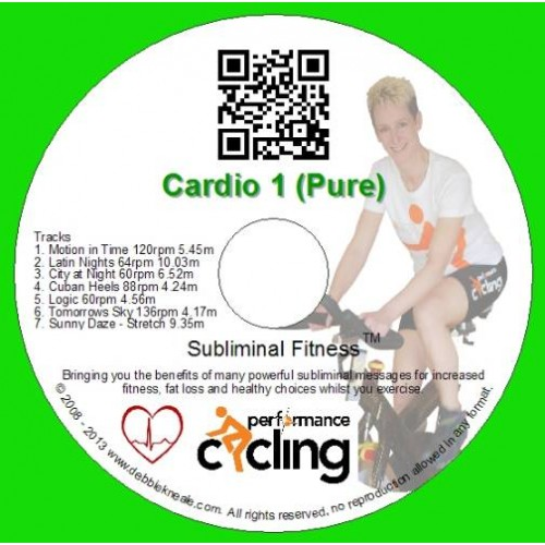 Cardio 1 CD with FREE choreography
