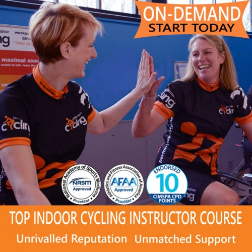 Performance Cycling 'Essentials Plus' Instructor Course (Online)